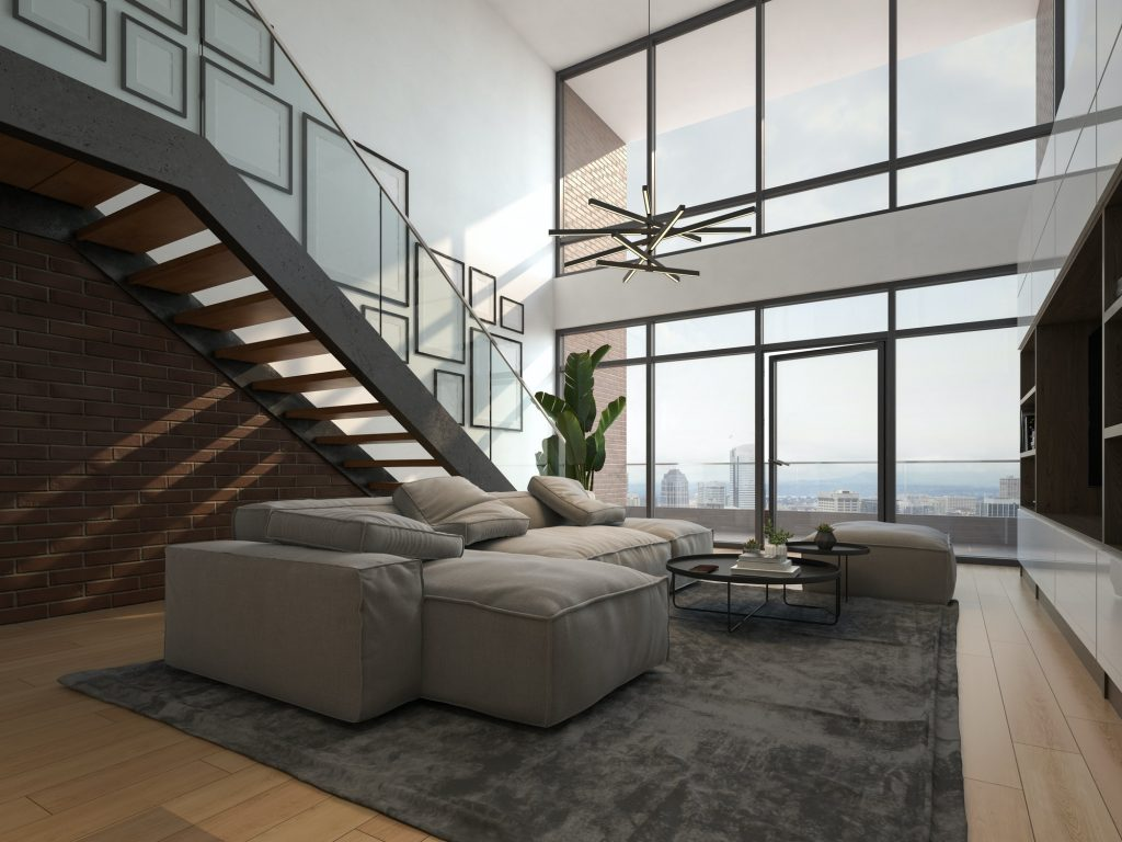 Carpintería de aluminio en Las Palmas Modernos y cómodos Sofás