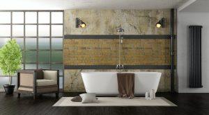 Vuelta al Vintage mas chic con Duravit Vintage bathroom